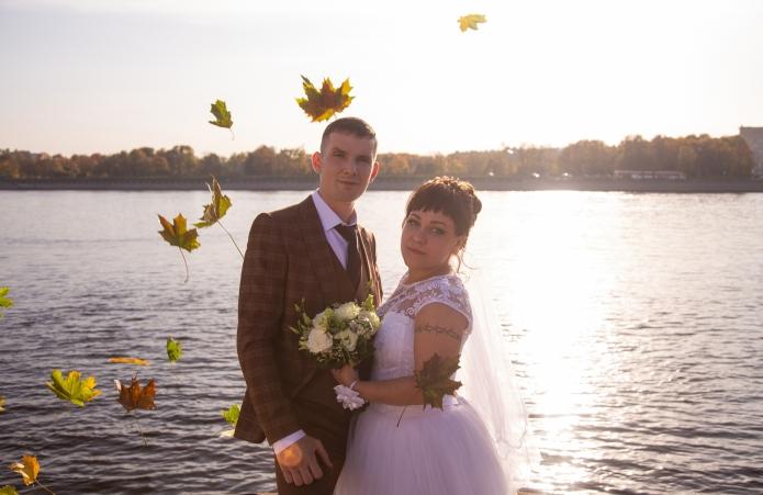 Свадебная фотосессия 8