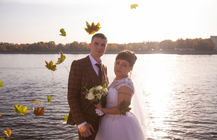 Свадебное фото 6